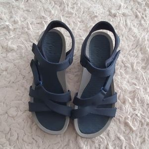 Yuyu  hiking sandals navy 6
